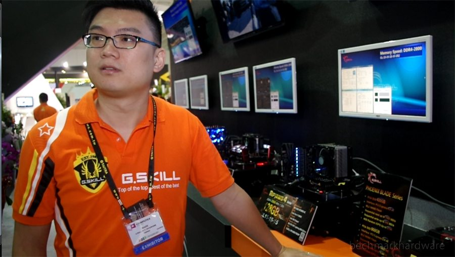 Computex 2015: Gskill reivindica su puesto en el mercado. Somos algo mas que memorias
