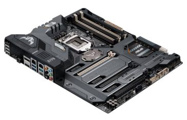 ASUS anuncia la placa base TUF Sabertooth Z170 Mark 1 - benchmarkhardware