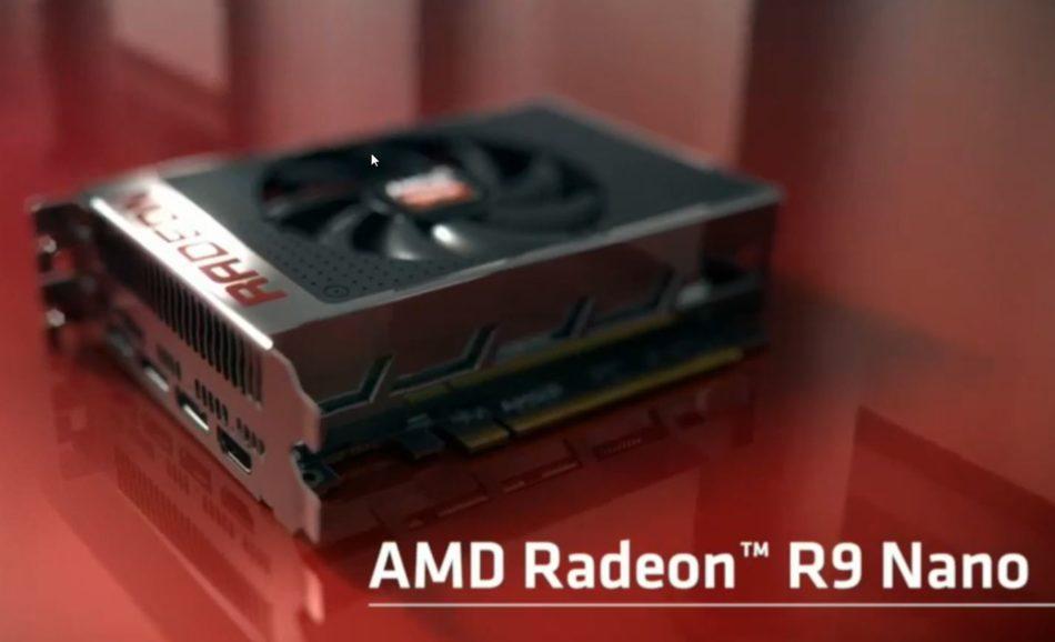 Benchmarks de la AMD R9 Nano revelados