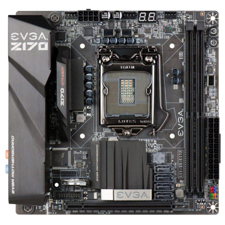 EVGA presenta su serie placas z170 - benchmarkhardware 3