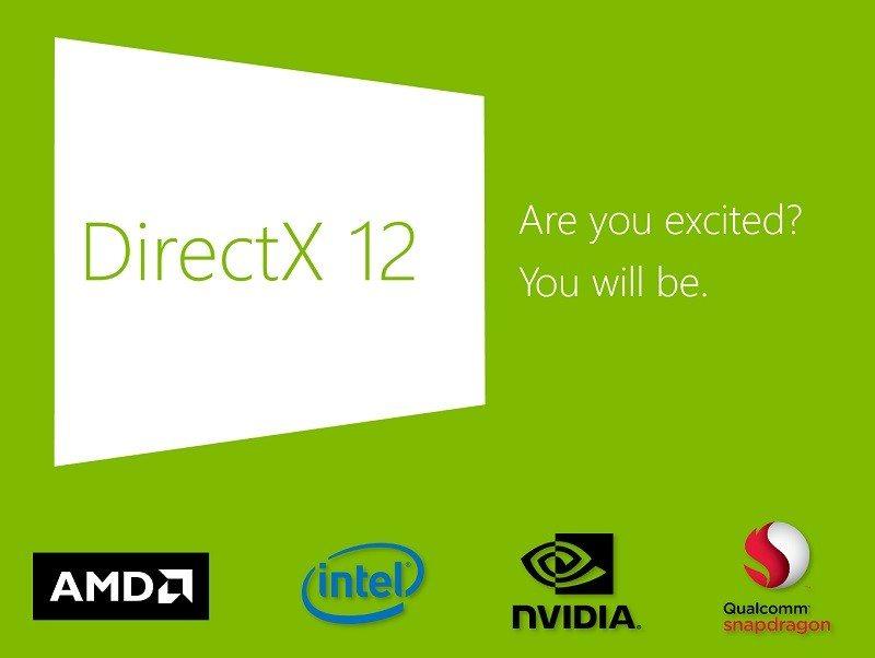 AMD: Ninguna gráfica soporta completamente DirectX 12
