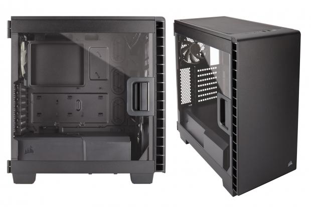 Corsair presenta los chasis para PC de alto rendimiento Carbide 400Q y 400C en CES 2016
