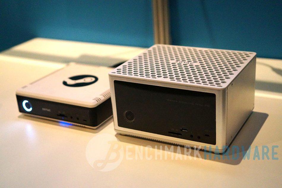 Computex 2016: Zotac muestra su nuevo mini PC para VR con refrigeración liquida