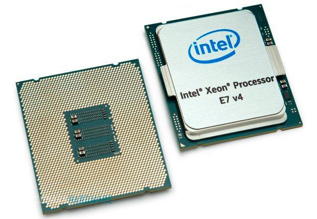Intel lanza al mercado sus procesadores Xeon E7 v4