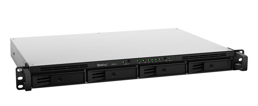 Synology presenta RackStation RS816
