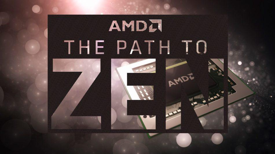 Una CPU de AMD Zen supera a varios procesadores Intel