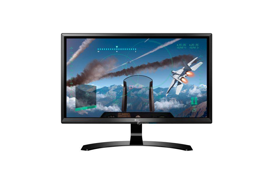 Sale al mercado LG 24UD58-B, un monitor 4K muy asequible