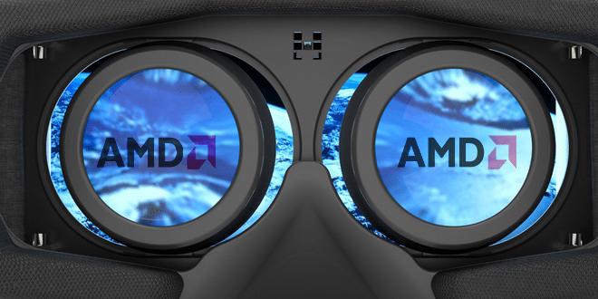 AMD impulsa la revolución del entretenimiento VR con fabricantes de tecnología