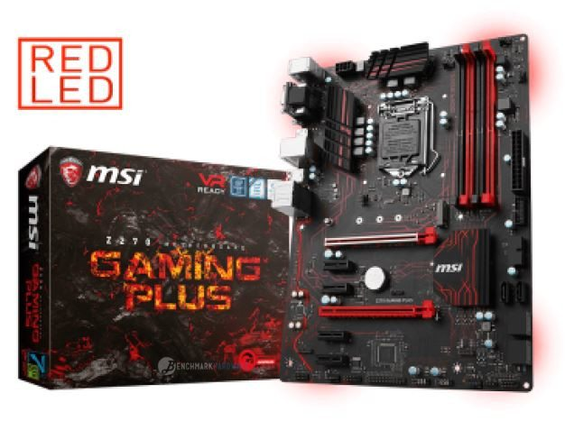 MSI da los últimos toques a su placa base Z270 Gaming Plus