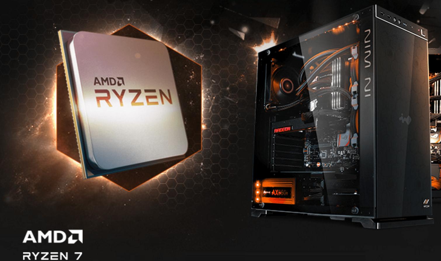 Benchmarks de AMD Ryzen 1700X VS Intel i7 6800K en 13 videojuegos