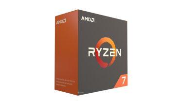 AMD mejora el rendimiento Ryzen 7