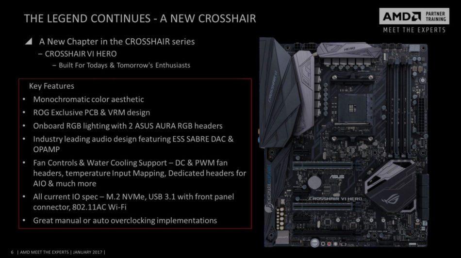 ASUS presenta dos placas bases con socket AM4