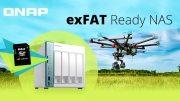 QNAP, Microsoft, y Paragon Software lanzan el controlador exFAT para el NAS de QNAP