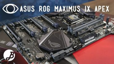 ASUS ROG Maximus IX APEX – Análisis