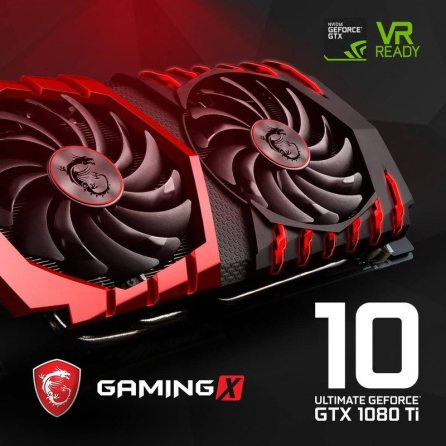 MSI-GeForce-GTX-1080-TI-Gaming-X-Graphcis-Card