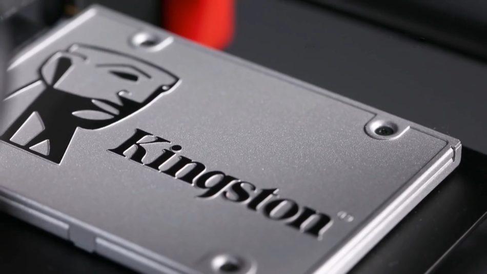 Kingston consigue vender más  de 6 millones de unidades SSD