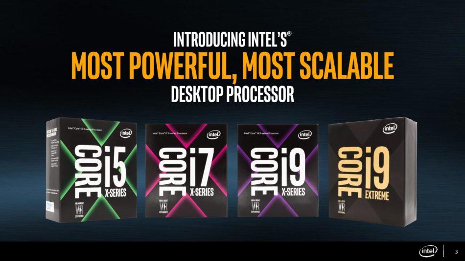 Intel Core i9-7900X contra i7-6950X, más potencia y menor precio