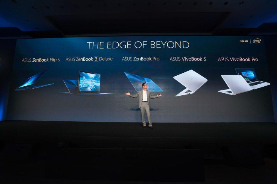 Computex 2017: ASUS presenta The Edge of Beyond