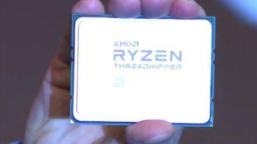 Computex 2017: Se filtran las especificaciones de 9 CPUs AMD Threadripper