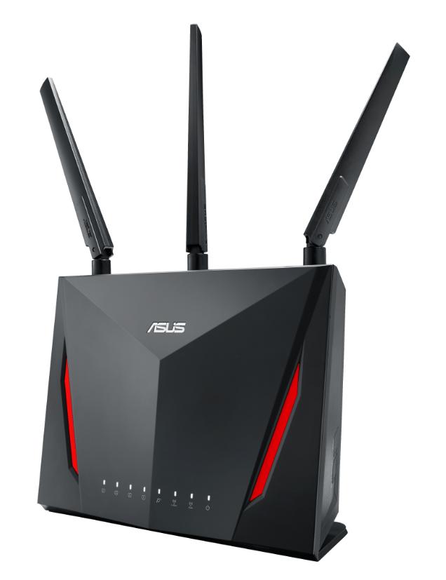 ASUS presenta el RT-AC86U