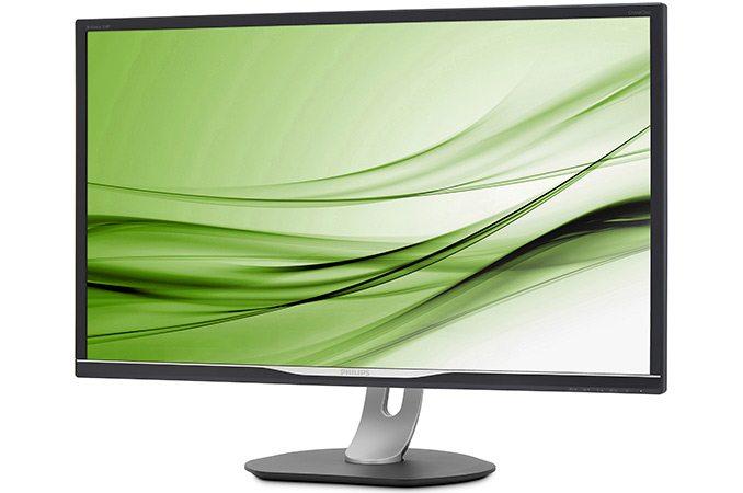 """Philips anuncia sus dos nuevos monitores de uso profesional 328P6AU y 328P6VU de 31.5"""""""