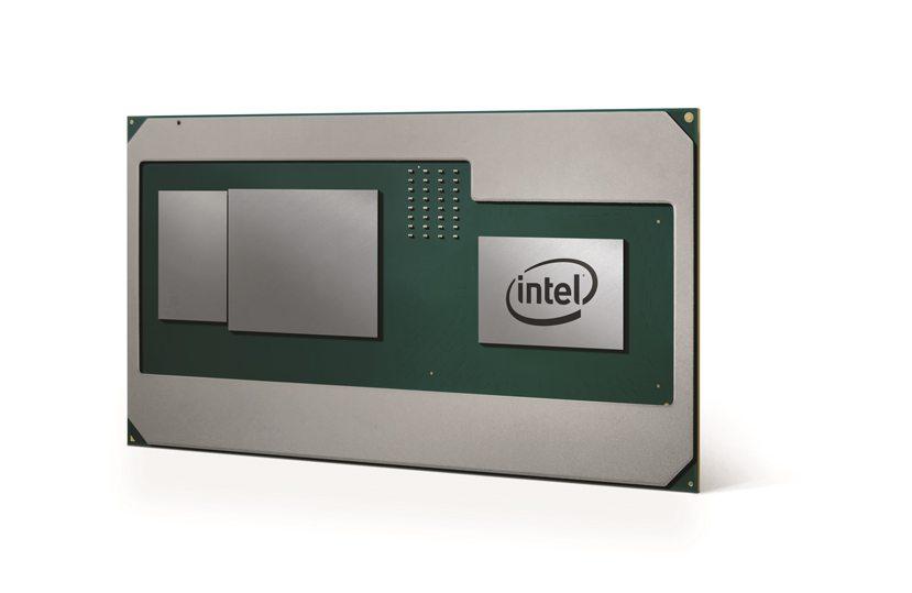 Intel montará IGP AMD Radeon con HBM2 en sus nuevos procesadores