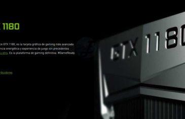 NVIDIA GTX 1180 (no actual footage)