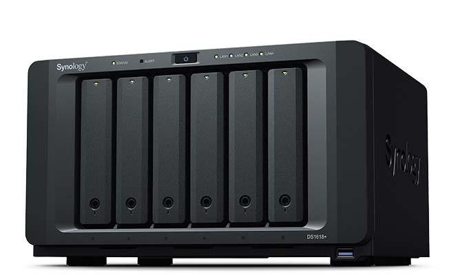 Synology presenta el DiskStation DS1618+