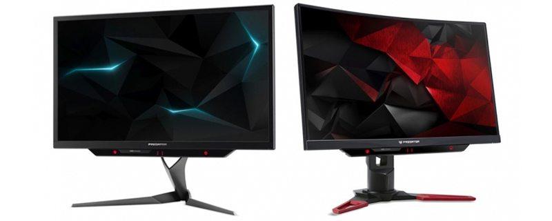 Los monitores 4K con G-Sync HDR proximos a su lanzamiento