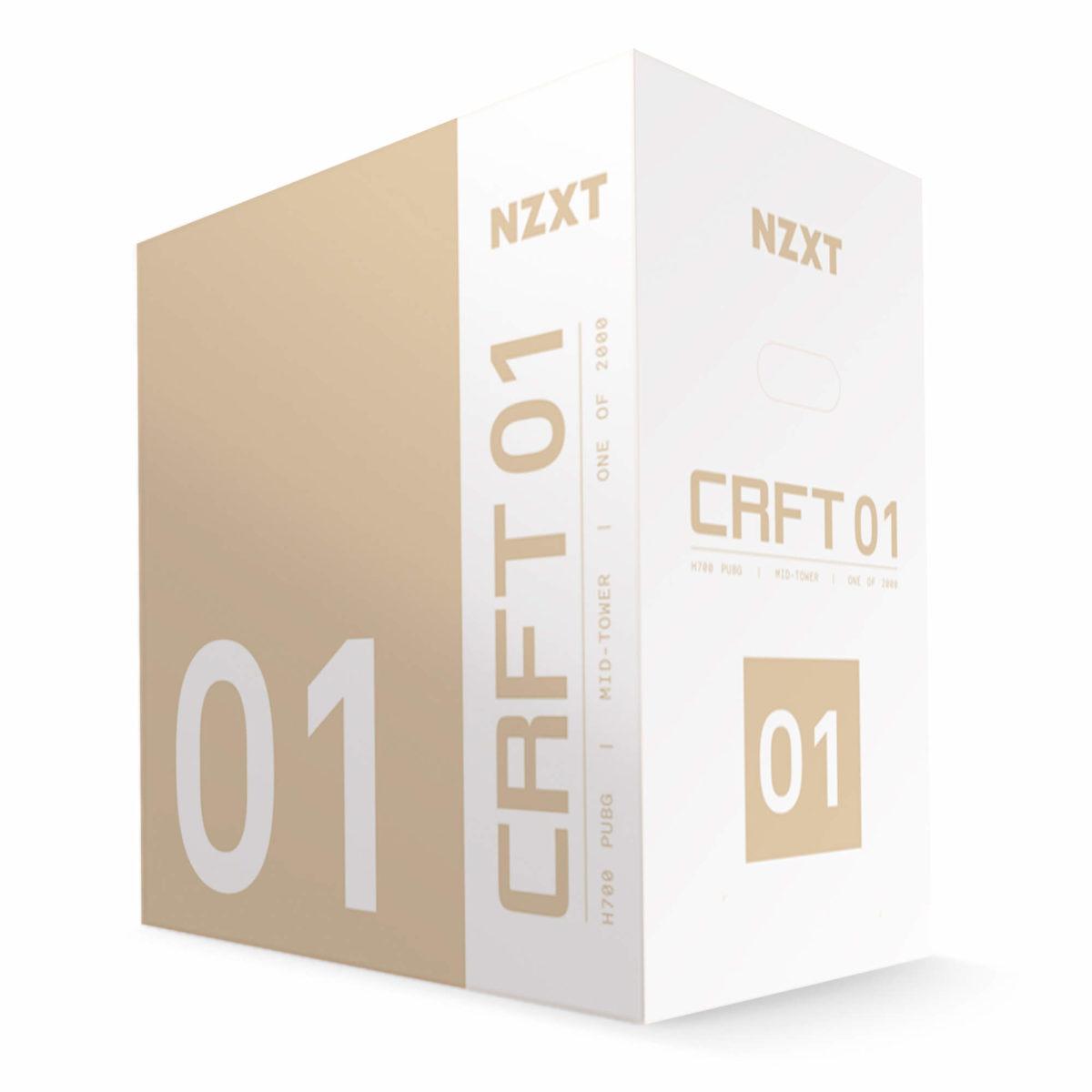 NZXT presenta CRFT, su linea de productos gaming personalizados