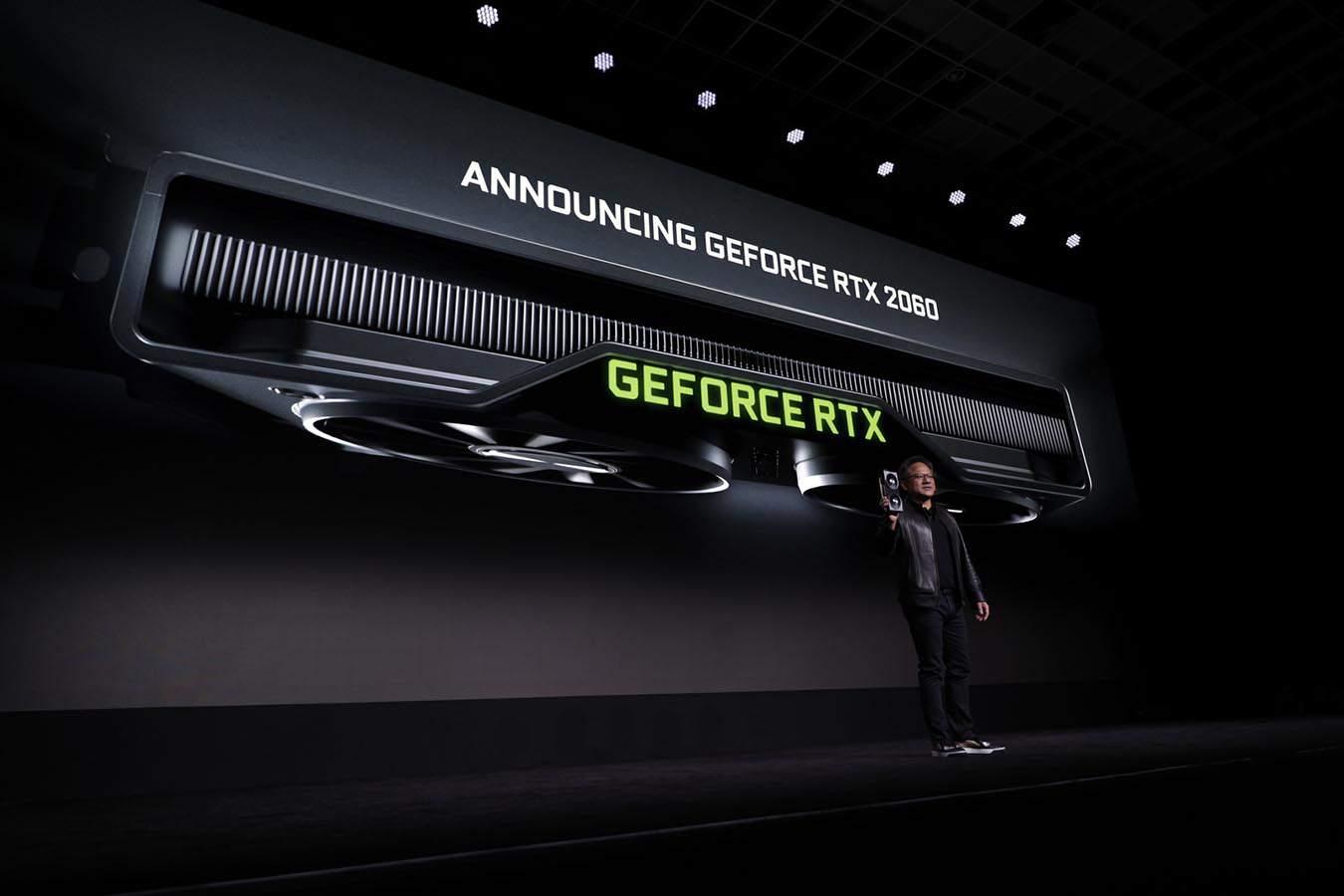 CES 2019 – NVIDIA anuncia la nueva GeForce RTX 2060