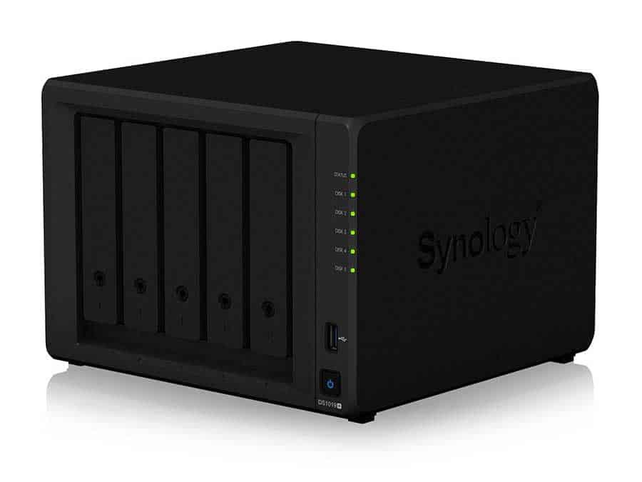 Synology presenta DiskStation DS1019+