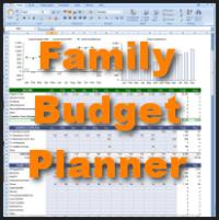 Nashville TN Family Budget Planner