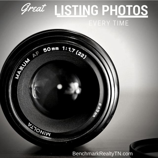 Great Real Estate Lising Photos- Benchmark Realty