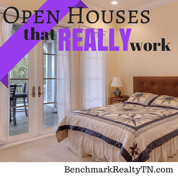Open House that work BenchmarkRealty