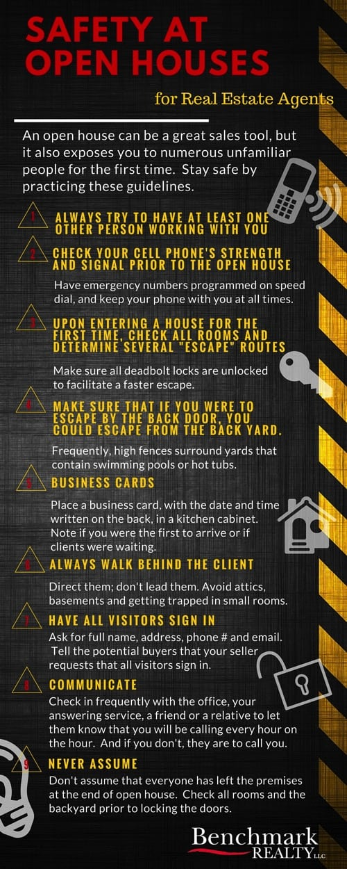 Benchmark Open House Safety Infographic 2