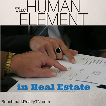 The human element- Benchmark Realty (4)