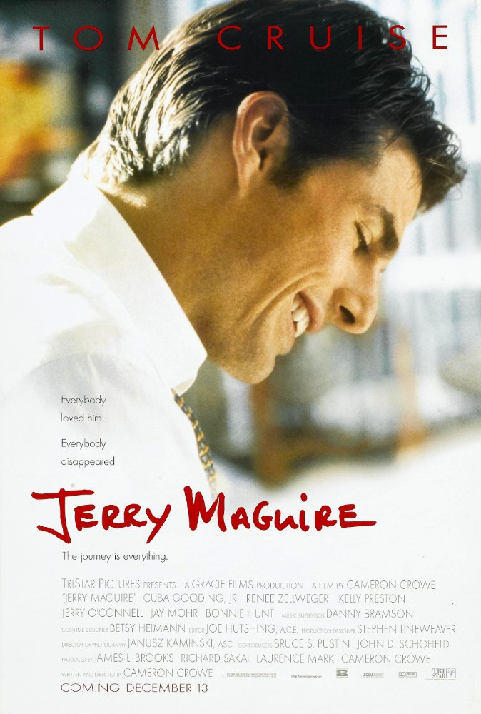 Jerry Maguire Movie Poster