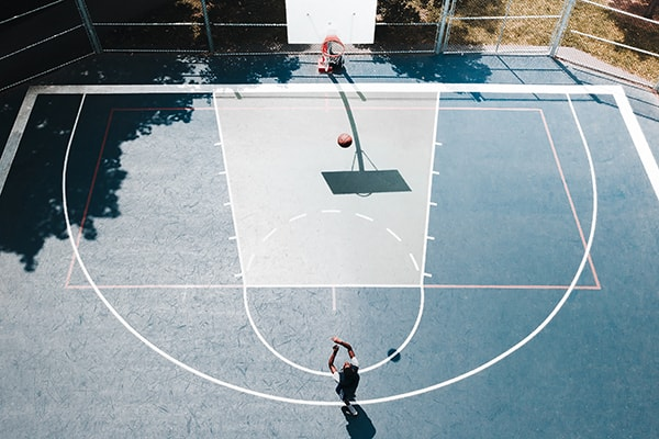 5 of The Most Important Skills for Playing Basketball
