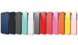 There are so, many iPhone Covers in the world that if you happen to find a manufacturer who produces a shell that fits right, you won't want to let it go. Bonus points if it comes in various colors that you obviously need to line up in your drawer and switch depending on your mood, outfit, holiday etc.
