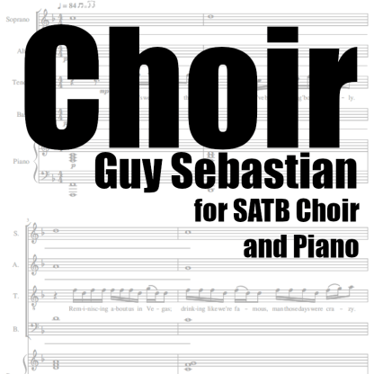 Choir by Guy Sebastian