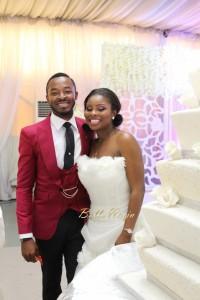 OC Ukeje and wife
