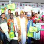 Excitement,  Disbelief As 10 Glo Users Win Tricycles At Ojude Oba 2019