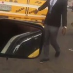 Video: Bus Conductor Resumes Work With Suit, Tie In Lagos