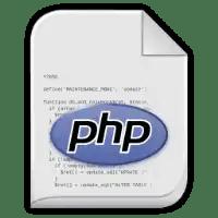 Backup PHP