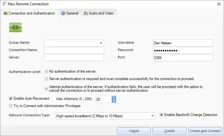 Bendani Remote Manager – Multiple Remote Desktops – Bendani