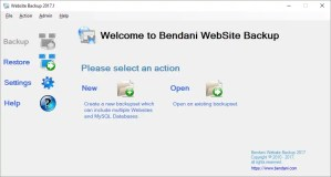 Welcome to Bendani Website Backup