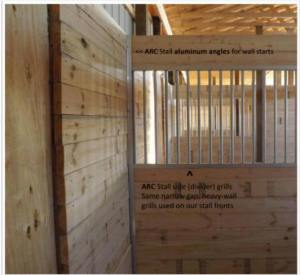 horse stall kits