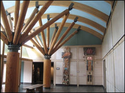 Interior Warm Springs Museum