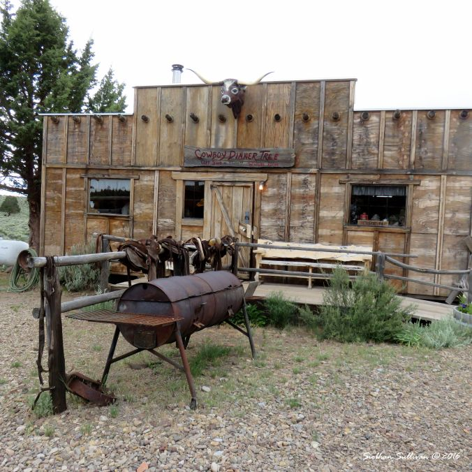 Cowboy Dinner Tree gift shop